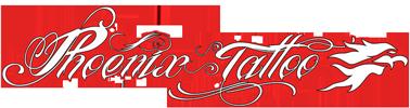 Phoenix-Tattoo Sticky-Logo